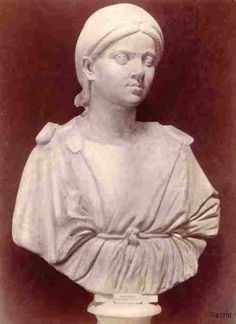 Julia Maesa, sister of Julia Domna. She was angered to be evicted from the imperial palace by Macrinus, and schemed to have her grandson, Elagabalus, elevated to emperor. When she was unable to control him, however, she supported his cousin, Alexander Severus.