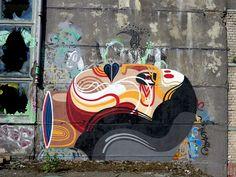 street art in germany | Reka New Mural In Berlin, Germany StreetArtNews