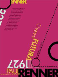 More Futura. Love the colors and design.