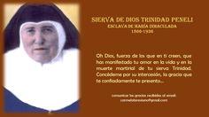 Trinidad Peneli, religiosa de las Esclavas de María Inmaculada, mártir