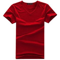Special sales Cotton stretch Men T shirt men's o-neck short-sleeve T shirts Casual Slim solid color Tshirts Men Tops Tees S-5XL