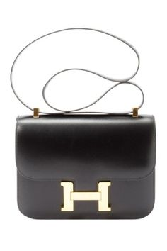 Hermes Leather Constance Shoulder Bag @HauteLook
