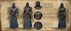 Ready for War: Orc and Redguard Armor - Elder Scrolls Online