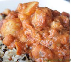 quick & easy peanut stew