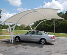 tensile shade structures fabric shade sail awning tent shade structures car shade canopy car parking canopy car shade structures car park dubai tarpaulin suppliers in dubai tents in uae awnings and shade sails Pool Shade, Shade Tent, Outdoor Shade, Patio Shade, Membrane Structure, Shade Structure, Sharjah, Cantilever Carport, Car Porch Design