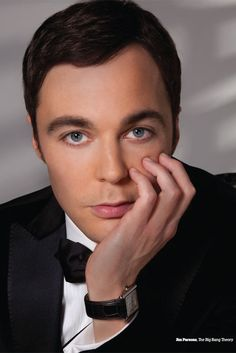Can't get over The Big Bang Theory or this guy. Jim Parsons.