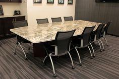 Die Konferenztische erfüllen die höchsten Qualitätsanforderungen hinsichtlich Stabilität und Haltbarkeit.   http://www.granit-naturstein-marmor.de/tisch-nach-mass-wunschgemaesse-konferenztische