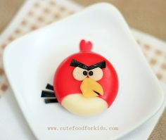Make babybel cheese even cuter!  A little extravagant but so adore.