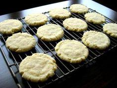 Chewy Sugar Cookies by Karis Kuckleburg