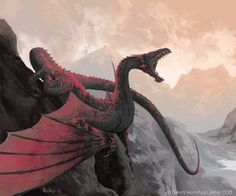 Nether Wyrm by boscopenciller.deviantart.com on @DeviantArt