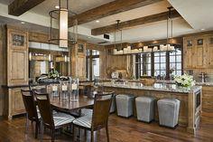 Diseños 27 Magnífico interior de la cocina • Estilos de Interiores