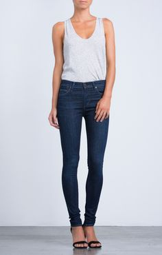 Rocket Highrise Skinny in Icon - Denim - CITIZENS of HUMANITY
