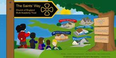 The Saint's Way Church of England Multi Academy Trust Home Page