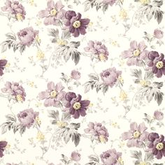 love this wallpaper for a nursery!!