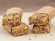Barrette dietetiche fatte in casa: la ricetta per uno spuntino light ma gustoso