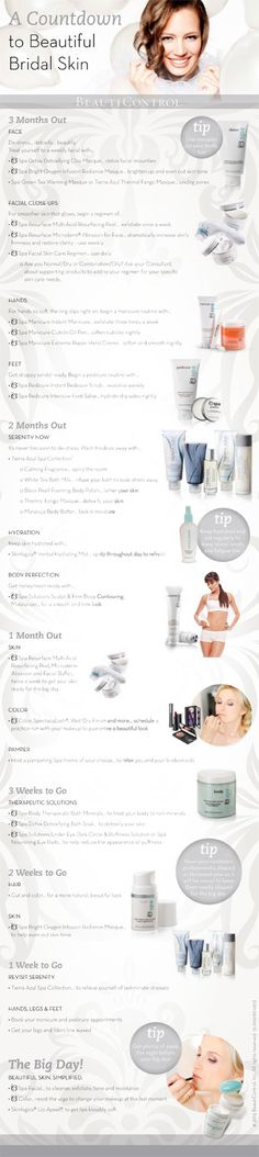 "Www.beautipage.com/apeavy Amanda Peavy-Consultant, ""Countdown to Beautiful Bridal Skin!"""