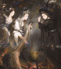 18th century witches
