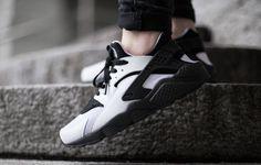 Nike Huarache Womens White Black | Sole Collector