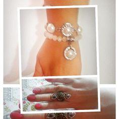 Ainda das escolhas e desejos da @clubdamicanga ★★★★★ muito amor pelos meus acessórios *__* -----//----- still from desires and choices from club da Miçanga store★★★★★ lot of love on my new accessories *__*