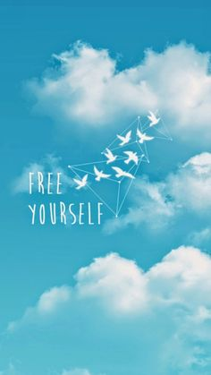 Free yourself ✌✌✌ ✿