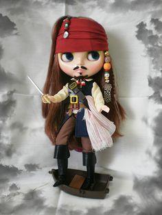 Mina es Jack Sparrow! | por Magdalena De Melón - Pistachito's
