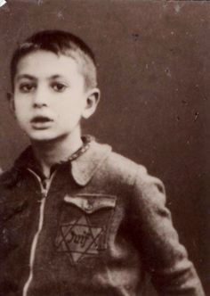 Victor Rogozyk age 10 from Paris, France was sadly murdered in Auschwitz