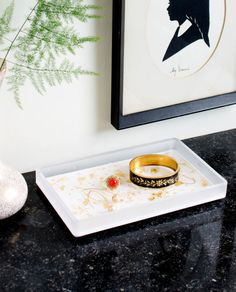 12+DIY+Trays+Perfect+for+Breakfast+In+Bed  - ELLEDecor.com