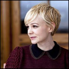 Beautiful Shaggy Pixie Cuts Celebrity Short Blonde Pixie Cut For Fine Hair Easy Pixie Haircuts For Round Faces 2016 Pixie Haircut For Round Faces, Round Face Haircuts, Short Pixie Haircuts, Short Hairstyles, Pixie Cut Round Face, Daily Hairstyles, Textured Pixie Cut, Short Hair Lengths, Short Hair Styles Easy