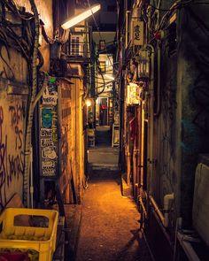 Back Alley Scene |  by Carl Haupt #photographiczar