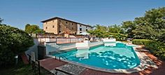 Florence apartments with swimming pool
