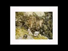 HEIDI FOURI MONO PRINTS Lisa, Tapestry, Prints, Painting, Art, Hanging Tapestry, Art Background, Tapestries, Painting Art