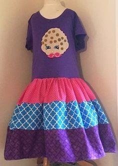 39e8b978af55 Image of Shopkins Kooky Cookie Dress Shopkins