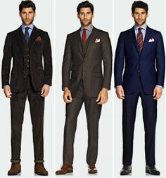 a well-tailored suit! | D A P P (H E R) | Pinterest | Suits