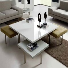 30 Best Coffee Table With Stools Images