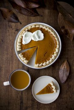 pumpkin pie facie-facile per la piccola di casa