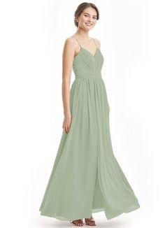 Azazie Bridesmaid Dresses, Wedding Dresses, Prom Dresses Under 100, Favorite Color, Chiffon, Bridal, Fabric, Shopping, Style