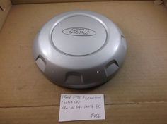 Details About 2004 2014 Ford F150 Expedition 17 Wheel Cap 4L34 1A096 EC Oem Hub Silver J456