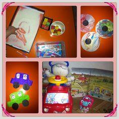 """Комплексное занятие """"Машина"""" 1,5-2 года - Babyblog.ru"""