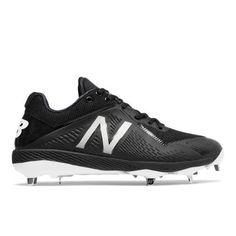 4040v4 Men's Baseball Shoes - Black (L4040BK4)