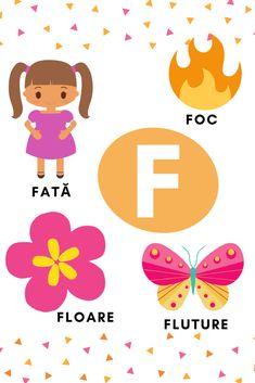 Planșe cu literele alfabetului – GOGU Educational Activities, 4 Kids, Cars And Motorcycles, Maya, Letters, Fun, Tudor, School, Alphabet
