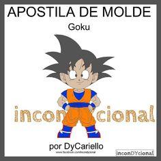 >> Apostila digital com o Goku [conforme imagem], para ser feito em feltro/tecido.  >> Vem com o personagem que esta na imagem!  >>R$12,00  https://www.facebook.com/inconDYcional/photos/a.811942578856722.1073741827.187805041270482/1084147311636246/?type=3&theater
