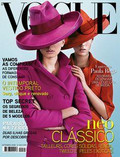 Vogue Portugal #71: Setembro de 2008