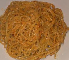 Babbi e le Palle di Pelo: Spaghetti al fumo...