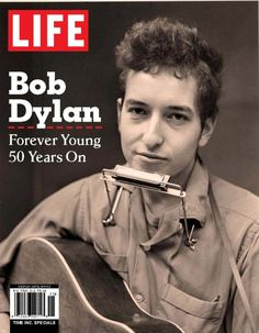 LIFE's editors are working on a special book on Bob Dylan. Which of these four covers is your favorite? Pick your favorite with the Like button.