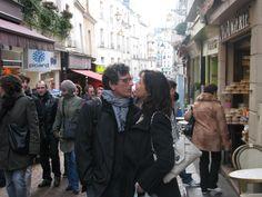 Porque a gente ama amar em Paris!