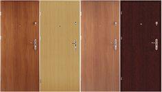 Vchodové dvere do bytu Nevada v bytových domoch a panelákoch