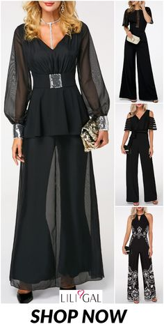 Classy Jumpsuit Outfits for women 2020 - Jumpsuits and Romper Jumpsuit Outfit, Tee Dress, Houndstooth Dress, Brian Atwood, Fashion Seasons, Jumpsuits For Women, Fashion Jumpsuits, Fashion Dresses, Classy