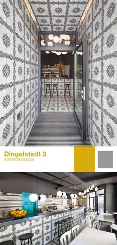 The restaurant Dingelstedt 3 combines the atmosphere of an traditional Viennese pub with the modern restaurant culture of the 21st century. The former corner tavern is located on the south side of the charming square in front of Maria vom Siege church in Vienna's 15th district. The historical premises provided the starting point for the design. The charm of bygone times has been preserved thanks to the incorporation of many original furnishings and elements. PROJECT_Dingelstedt 3… Modern Restaurant, Vienna, 21st Century, Corner, Culture, Times, Traditional, Interior Design, The Originals