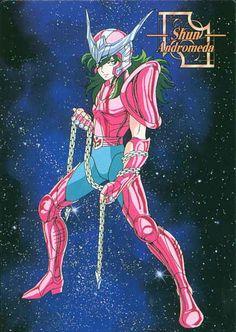 Shun di Andromeda - Cavaliere di Bronzo