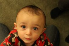"""What the baby REALLY wants for Christmas -- funny! -- """"A Ten-Month-Old's Letter To Santa"""""""